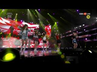 Red Velvet – Dumb Dumb @ KBSw 25th Seoul Music Awards 14/01/2016