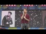 Adam Lambert - Evil In The Night - GMA 2015-06-19