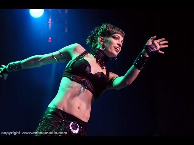 Sera Solstice performs fusion dance at The Massive Spectacular!