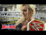 Was Charlotte disappointed with how she won?: WrestleMania 32 Exclusive, April 3, 2016