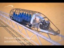 Video presentation on SkyWay high-speed transport