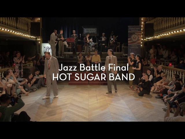 HARLEM 2016: Jazz Battle Final with Hot Sugar Band
