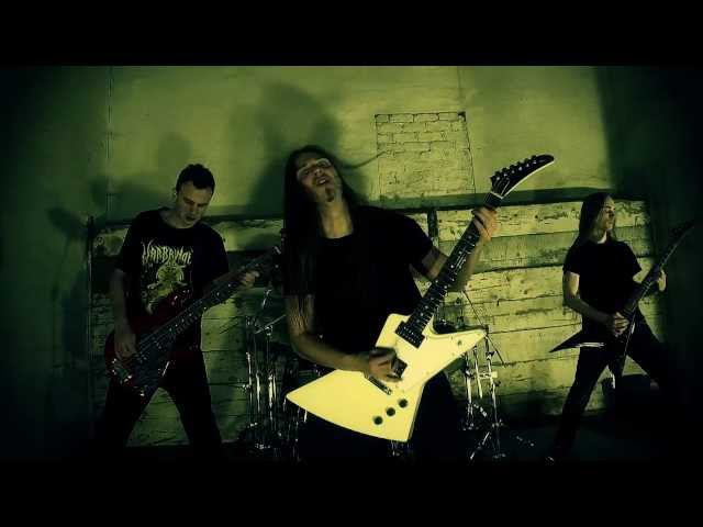 BLEEDING RED - Wasted Screams (official Video)