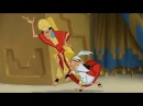 "(Slow Motion) Emperor Kuzco - 3 - ""The Emperors New Groove"" (2000)"