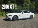 2016 Ford Mustang GT Review And Test Drive - (Base Model) W/Auto Transmission