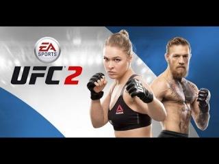 Patch 1.05 EA Sports UFC 2 что нового ?