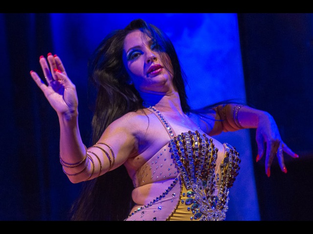 Maryem Bent Anis - Gharam El Moustahil by Wael Kfoury - Belly Dance