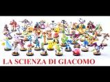 La Scienza di Giacomo - La mia mega collezione Amiibo Nintendo
