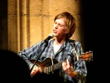 Johnny Flynn. Lost and Found. St. Mary's Church