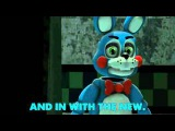 SFM FNAF 2 Prototype Toy Bonnie SONG CLIP