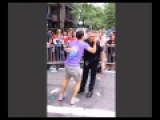 Police Officer Gets Down at Gay Pride Parade