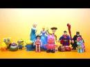 Shopkins mlp magiclip frozen play doh surprise eggs barbie kinder elsa princess disney minnie mouse