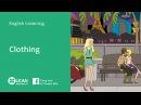 Learn English Via Listening Beginner Lesson 40 Clothing