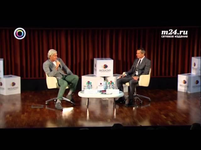 Speakers Nights с Олегом Тиньковым