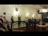 Zouk и физпо классы в Нижнем Новгороде / Alex Paska & Ksenia Salazkina