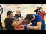 Alexander ANFILOFYEV vs Ruslan NABIEV (cat. 90, LOTOSHINO 2016)