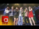ASAP: KathNiel, LizQuen, ElNella sing Best Day of My Life