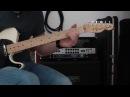 Felipe Praino - Hot Wired (Brent Mason Cover) - FAST Chicken Pickin' Country guitar