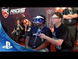 RIGS: Mechanized Combat League для PlayStation VR
