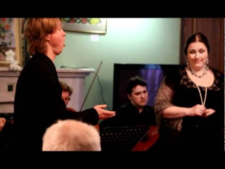 Рустам Яваев (контртенор), Яна Иванилова (сопрано) - Duetto buffo di due gatti (G. Rossini)