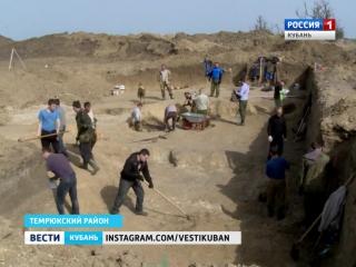 В Темрюкском районе уничтожат уникальный исторический памятник