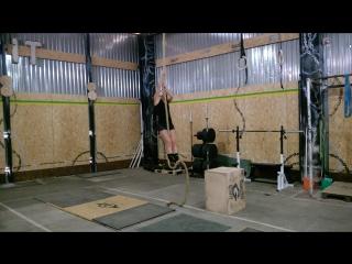 ТЧ 9/07/16: Канат, прыжки, бег