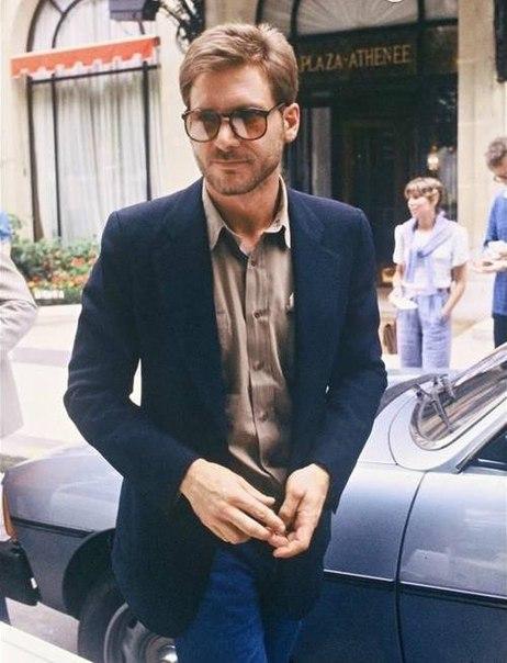 Харрисон Форд в 1978 году выглядел круче, чем все мужчины выглядят сейчас