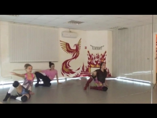 Anna verevkina choreo || jack white & alicia keys – another way to die || ladies || strip