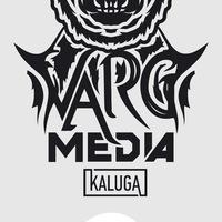 Логотип VARG STAGE КАЛУГА: PR, продюсирование