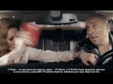 Дмитрий Нагиев и Мария Горбань в рекламе МТС