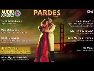 Pardes Jukebox - Full Album Songs _ Shahrukh Khan, Mahima, Nadeem Shravan