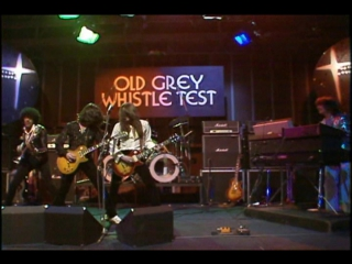 Thin Lizzy - Don't Believe A Word (Gary Moore & Friends)Old Grey Whistle Test '09,01,79