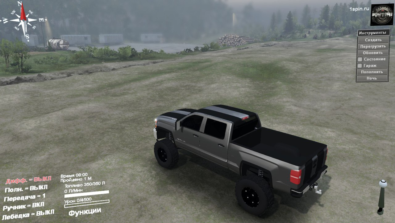 Chevy 3500HD для 03.03.16 для Spintires - Скриншот 3