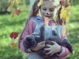 Олеся і киця