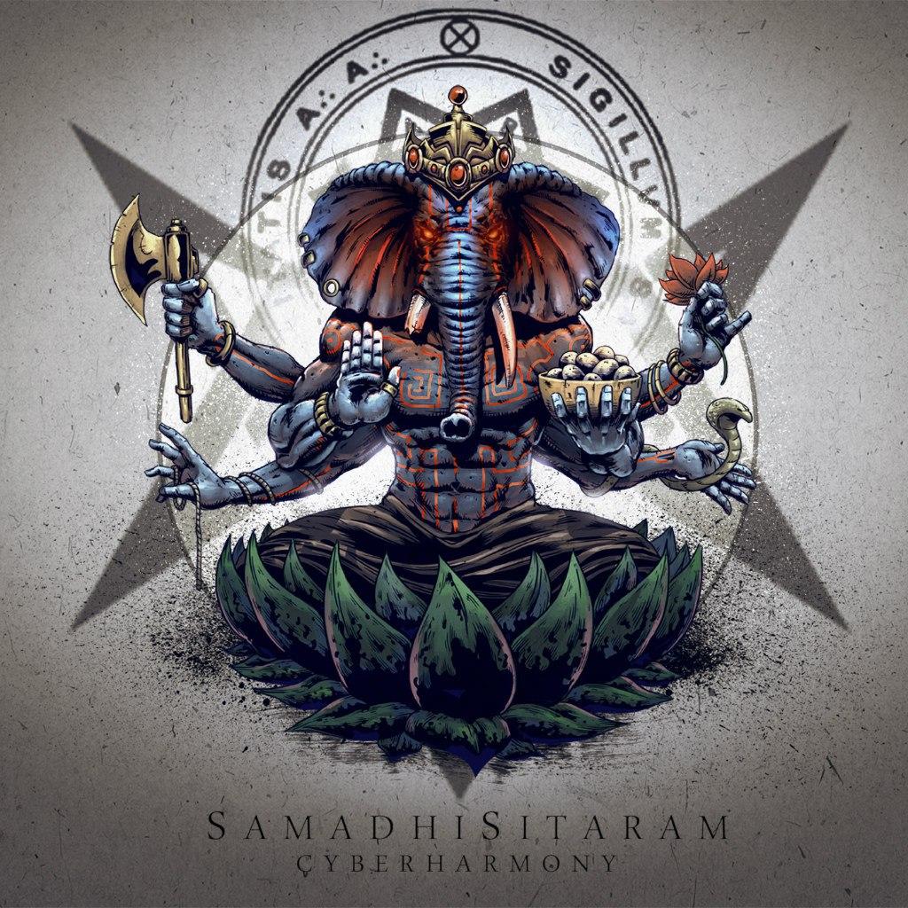 Дебютный альбом от SamadhiSitaram