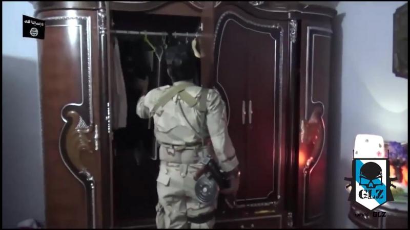 Iraq HD - Al-Qaeda Detiene un Alto Cargo Iraquí y lo Decapitan en su Casa - 18 Mayo 2014
