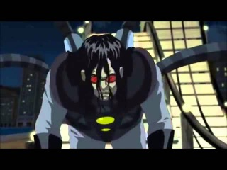 Ultimate Spiderman Doctor Octopus