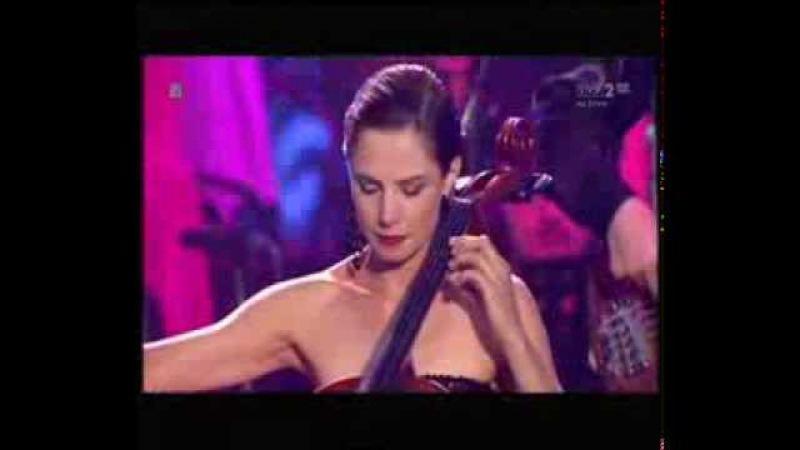 Skaldowie - Prześliczna wiolonczelistka. (live Gdów)