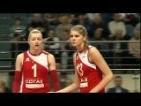 ЧР Женщины матч за 3 е место Заречье Одинцово Уралочка от 26 04 2015