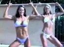 Young Girls Bikini Wrestling Female Wrestling 59)