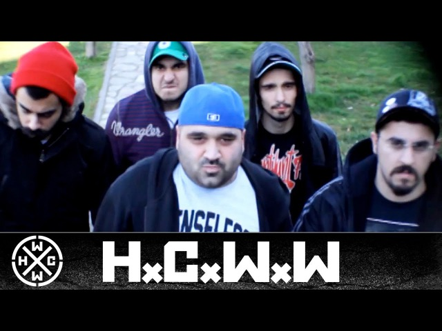 HATRED BARRICADE FT. PAY NO RESPECT, SENSELESS, OVERPAIN, HOLLOW CROWN - W.D.F.A.Y.T (OFFICIAL HD)