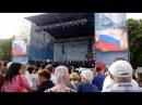 Севастопольские курсанты поют песню