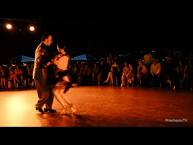 Lucila Cionci Rodrigo 'joe' Corbata, 1-4, International Istanbul Tango Festival 2014
