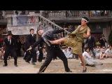 Mükemmel Komedi Film - Kung Fu Sokağı Türkçe Dublaj Full HD Tek Parça