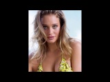 Hannah Davis is a young, relaxed and very promising American model