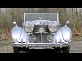 Mercedes Benz 540K Cabriolet by Vanden Plas W29 '1938