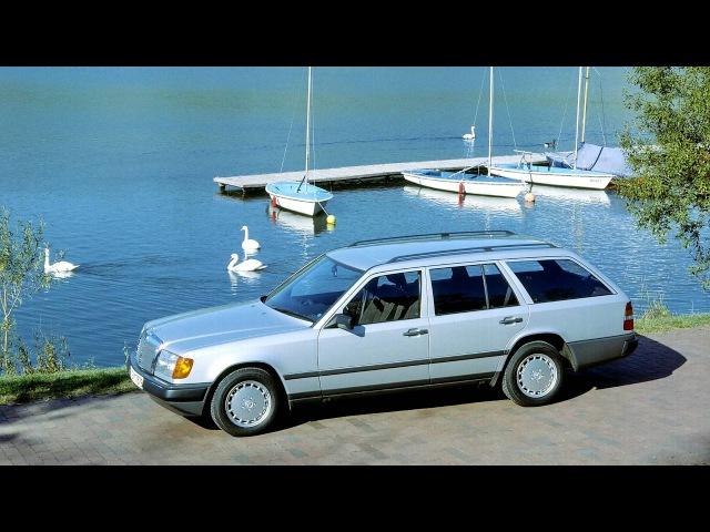 Mercedes Benz E Klasse Estate S124 '01 1986–06 1993