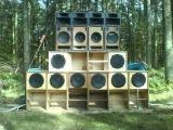 WORLD A REGGAE MUSIC - INI KAMOZE FEAT. CAPITOL D