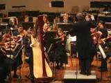 Georg Christoph Wagenseil - Konzert Fur Harfe Und Orchester G-Dur II. Andante