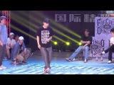 HOZIN, TUTAT, JAYGEE vs 元元, 吉阳, 刘汉卿 | Popping 3 vs 3 | FOREVER DANCER | Danceproject.info